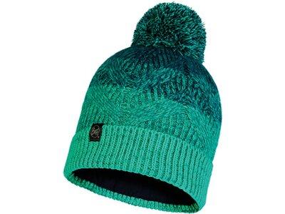 BUFF Herren Knitted & Polar Mütze MASHA Grün