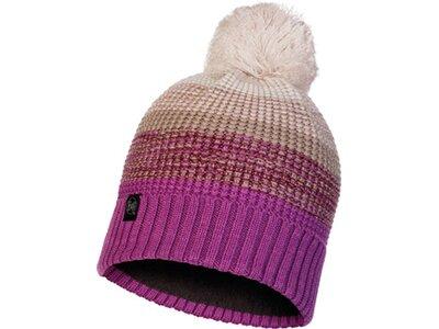 BUFF Herren Knitted & Polar Mütze ALYONA Lila