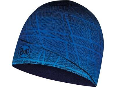 BUFF Herren MICROFIBER & Polar Mütze Blau