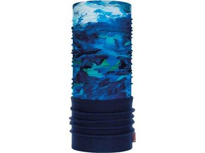 BUFF Kinder Schal Polar PATTERNED Blau