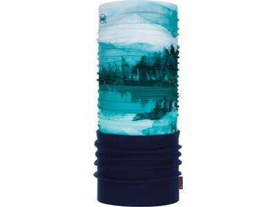 BUFF Kinder Schal POLAR PATTERNED Blau