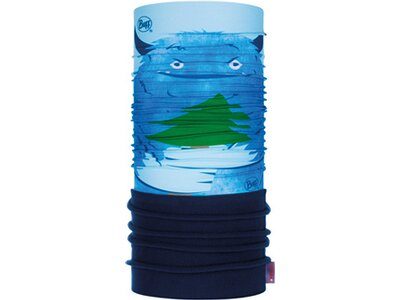 BUFF Kinder Schal POLAR BABY SNOW MONSTER Blau