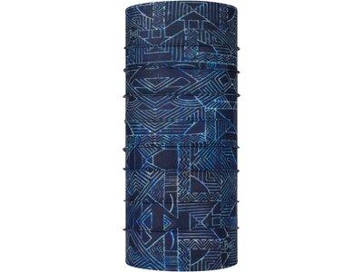 BUFF Kinder Schal COOLNET UV+ KASAI NIGHT BLUE Blau