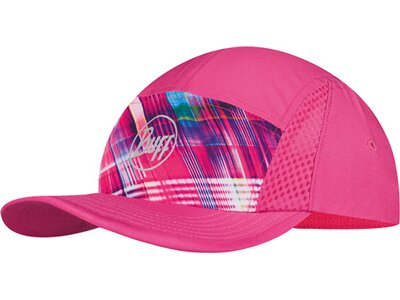 BUFF Herren RUN CAP R-B-MAGIK PINK Pink