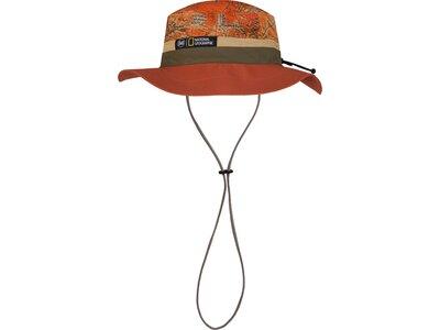 BUFF Herren BOONEY HAT NOMAD RUSTY Orange