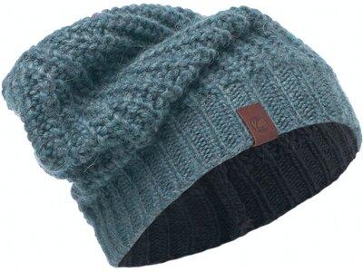 BUFF Herren Knitted Mütze GRIBLING Blau