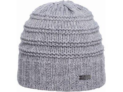 Eisglut Mütze Sarah Grau