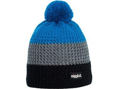 Eisglut Mütze Stormy Kids Blau
