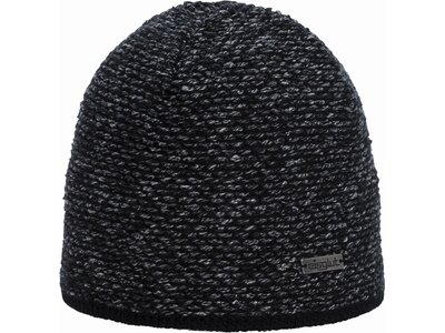 Eisglut Mütze Ross Schwarz