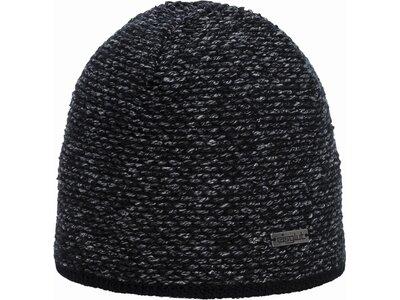 Eisglut Mütze Ross XL Schwarz