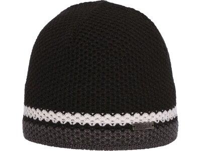 Eisglut Mütze Frost XL Schwarz