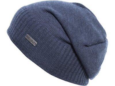 Eisglut Mütze Esteban Merino Blau