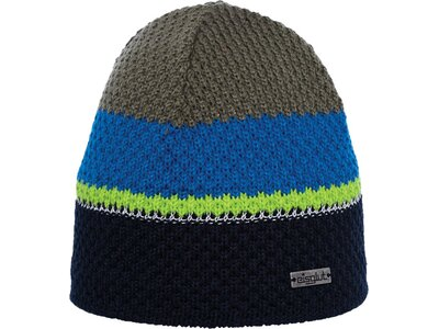 Eisglut Mütze Gonzo Kids Reflective Blau