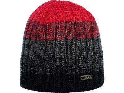Eisglut Mütze Reno Rot