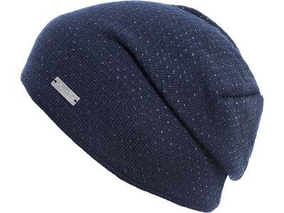 Eisglut Mütze Lucill Blau