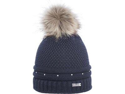 Eisglut Mütze Antoinette Crystal Grau