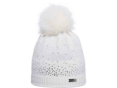 Eisglut Mütze Michelle Crystal Grau