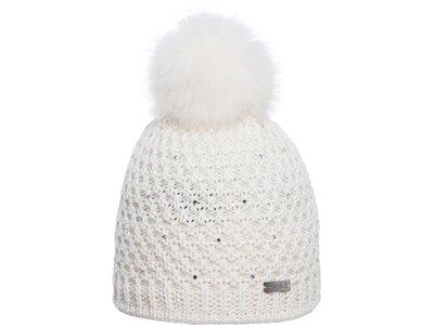 Eisglut Mütze Soraya Crystal Grau