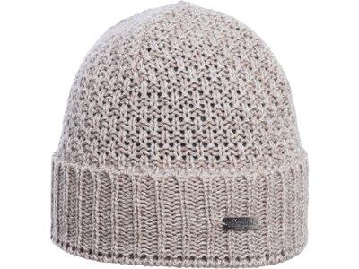 Eisglut Mütze Lia Silber