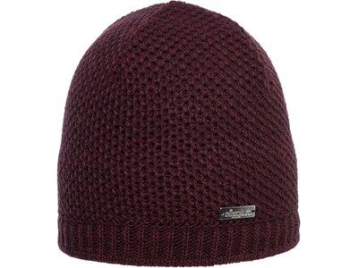 Eisglut Mütze Fay Rot