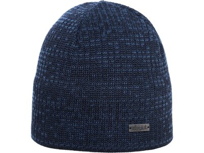 Eisglut Mütze Triton Merino Blau
