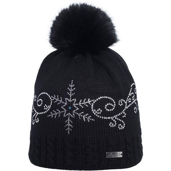 Eisglut Mütze Victoria Crystal