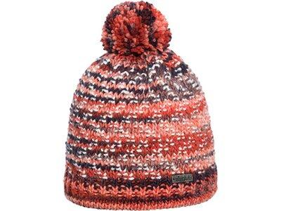 Eisglut Mütze Hollies Braun