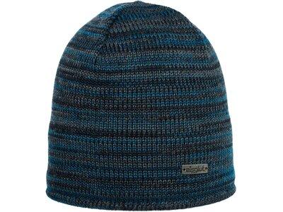Eisglut Mütze Max Merino Blau