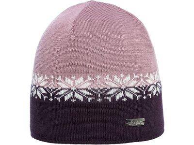 Eisglut Mütze Merrit Merino Pink