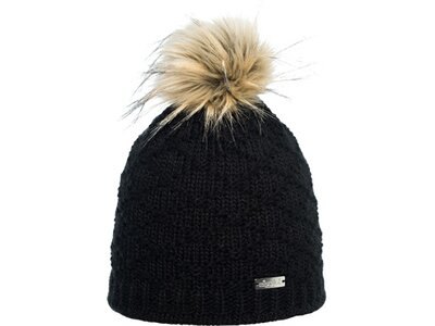 Eisglut Mütze Ilka Grau