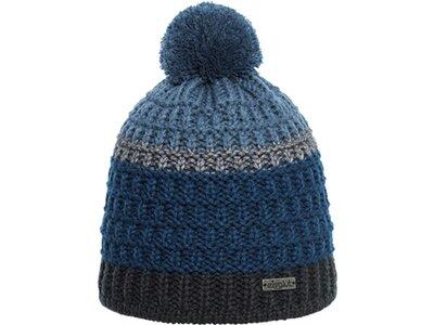 Eisglut Mütze Newtok Blau