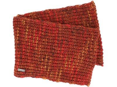 Eisglut Mütze Tanja Loop Rot
