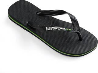 HAVAIANAS Herren Flip Flops BRASIL LOGO