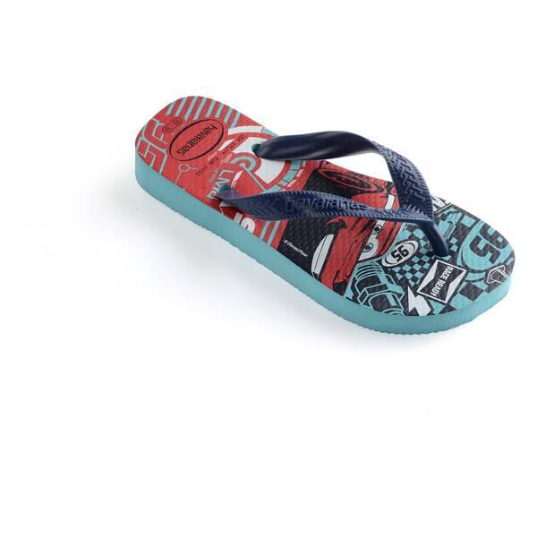 HAVAIANAS Kinder Flip Flop CARS BLUE