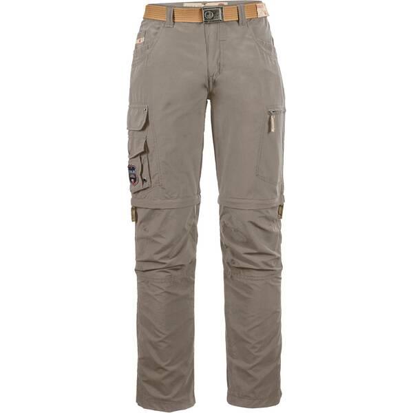 G.I.G.A. DX Casual Hose mit abzippbaren Beinen und Gürtel-Garrison
