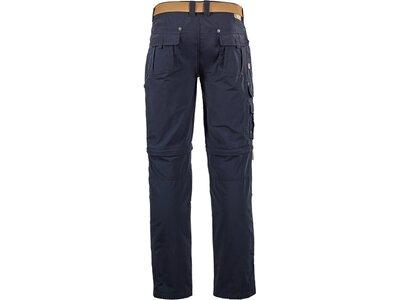 G.I.G.A. DX Casual Hose mit abzippbaren Beinen und Gürtel-Garrison Blau