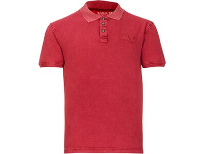 G.I.G.A. DX by killtec Herren Polo Elianos Rot