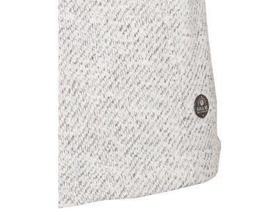 "G.I.G.A. DX Damen Casual Knit Parka mit Kapuze und Gürtel, gebonded mit Antipilling Microfleece ""Fry Weiß"