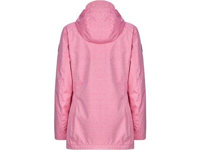 G.I.G.A. DX by killtec Damen Softshelljacke Solena Stripe Pink