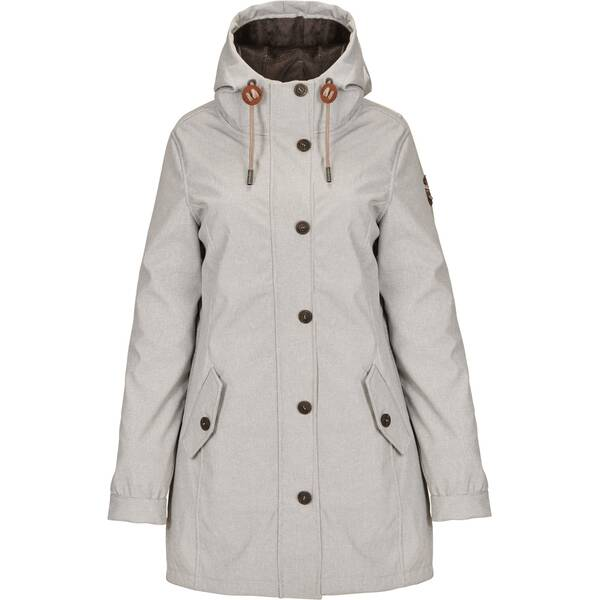 "G.I.G.A. DX Damen Casual Softshell Parka mit Kapuze ""Dianora"""