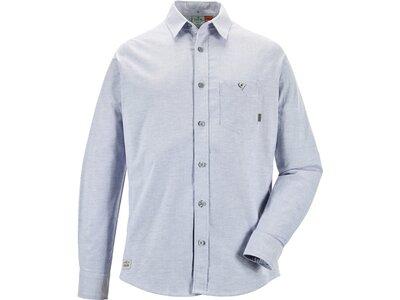 "G.I.G.A. DX Casual Hemd, langarm ""Sekaro"" Grau"
