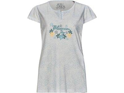 G.I.G.A. DX Damen Shirt Isara Silber