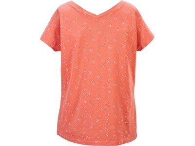G.I.G.A. DX Damen Casual T-Shirt-Ederra WMN TSHRT D Orange