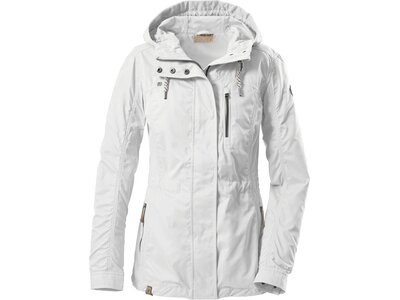 G.I.G.A. DX Damen Casual Jacke mit Kapuze-Helder WMN JCKT B Grau