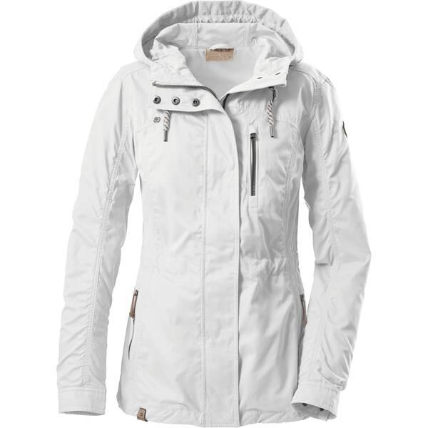 G.I.G.A. DX Damen Casual Jacke mit Kapuze-Helder WMN JCKT B
