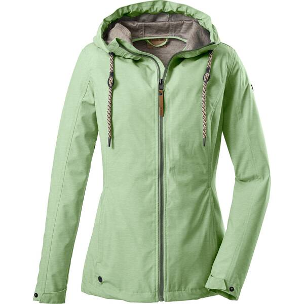 G.I.G.A. DX Damen Casual Softshell Jacke mit Kapuze-Fermoso WMN Softshell JCKT B