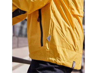G.I.G.A. DX Casual Funktionsjacke mit einrollbarer Kapuze-Dynamisch MN JCKT B Orange