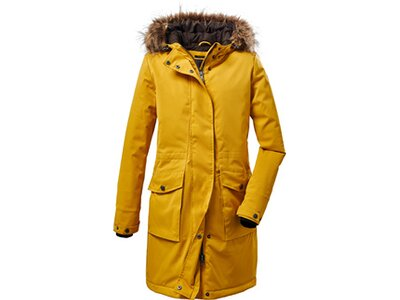 G.I.G.A. DX Damen Mantel GW 24 WMN PRK Gelb