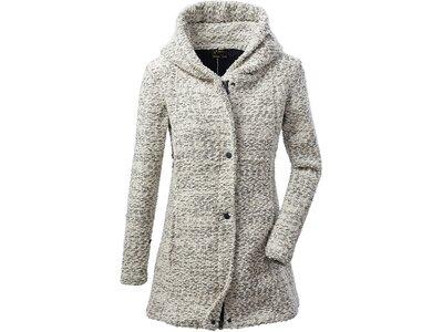 G.I.G.A. DX Damen Mantel GW 50 WMN KNTFLC PRK Weiß