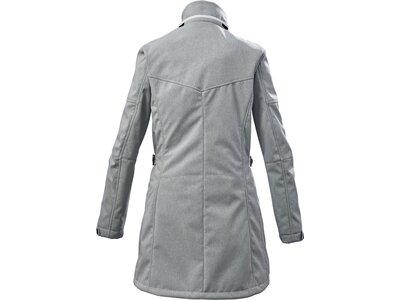 G.I.G.A. DX Damen Mantel GW 66 WMN SFTSHLL PRK Weiß